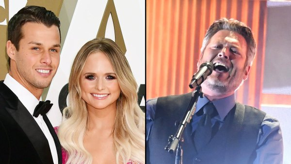 Miranda Lambert and Husband Brendan McLoughlin Didn't Clap After Her Ex-Husband Blake Shelton's CMA Awards 2019 Performance