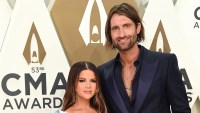 Ryan Hurd Is Spoiling Wife Maren Morris During Her 1st Pregnancy