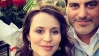 Sasha Cohen Is Pregnant With Geoffrey Lieberthal