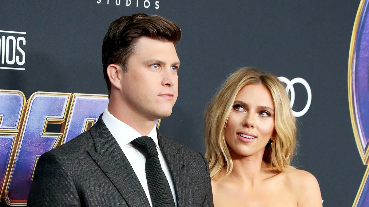 Scarlett Johansson S Daughter Is Obsessed With Colin Jost