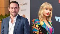Scooter Braun Breaks His Silence on Taylor Swift Feud