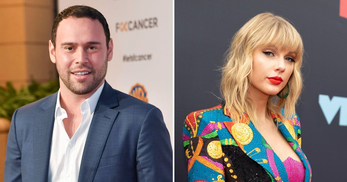Scooter Braun Breaks His Silence on Taylor Swift Feud - سكوتر براون يكسر صمته على عداء تايلور سويفت