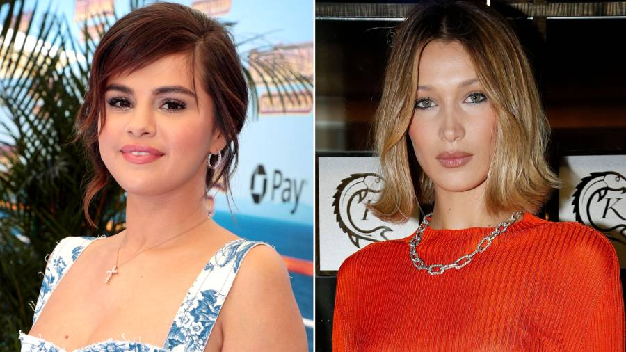 Selena Gomez Leaves Sweet Comment on Bella Hadid's Instagram Post Before Model Deletes It