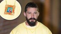 Shia Labeouf Clown Necklace Tribute