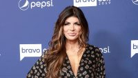 Teresa Giudice BravoCon Watch What Happens Live