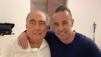 Joe Giudice Joins Instagram, Reunites With Wife Teresa's Dad in Italy