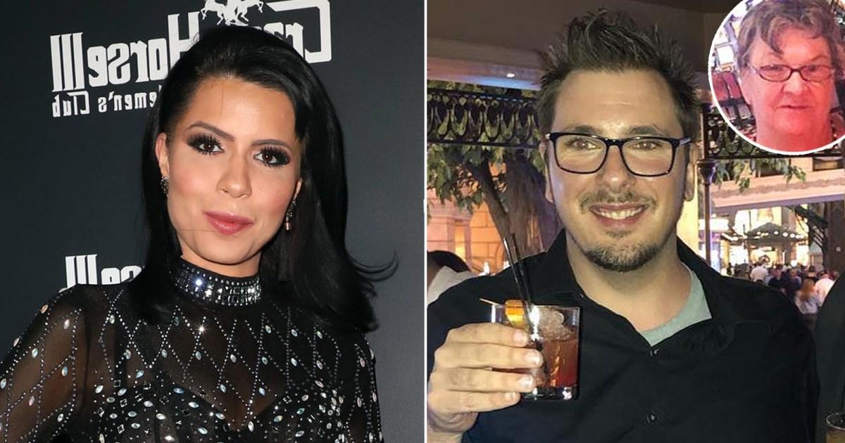 "90 Day Fiance Larissa Dos Santos Lima Posts 'Big Mistakes' With Ex Husband Colt Johnson His Mom Debbie - 90 يومًا من خطيبة لاريسا تدور حول ""أخطاء كبيرة"" مع المغني السابق ، أمي"
