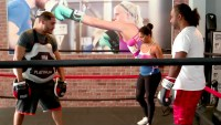 Anny Robert 90 Day Fiance boxing