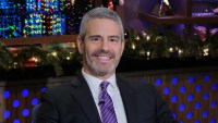Andy Cohen Claps Back at Fan Who Criticized His 'Incessant' Gum Chewing