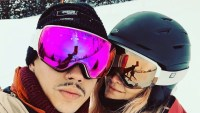 Ashlee Simpson Instagram Celebrity Snowbunnies