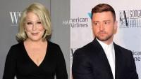 Bette Midler Weighs In on Justin Timberlake PDA Photos PDA Photos