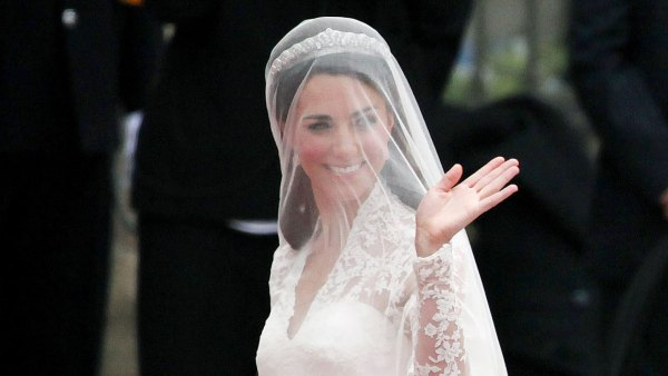 Best Celebrity Wedding Dresses of the Decade - Duchess Kate