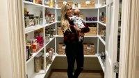 Christina Anstead Pantry Instagram