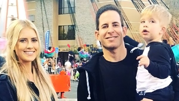 Christina Anstead Still Really Close Tarek El Moussa Family