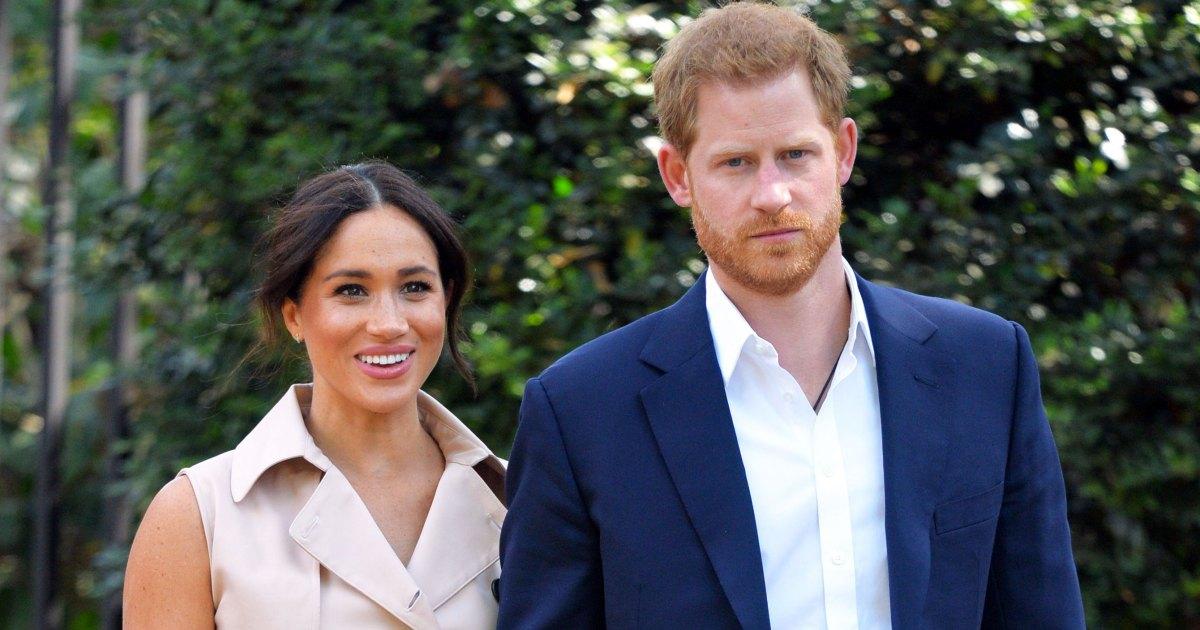 Duchess Meghan and Prince Harry File Trademark For Sussex Royal - دوقة ميغان والأمير هاري فايل العلامات التجارية لـ 'ساسكس رويال'