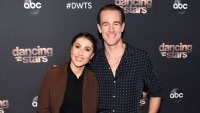 Emma Slater on How DWTS Was Really Good for James Van Der Beek
