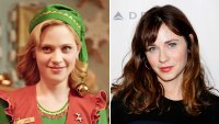 Holiday Movie Stars Then Now