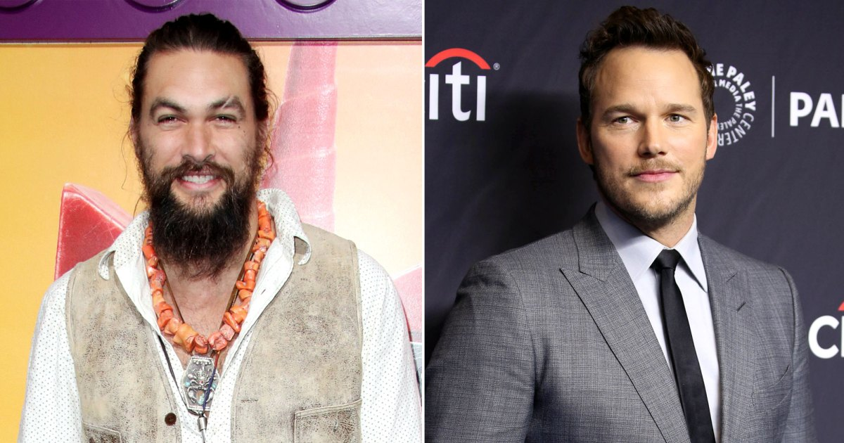 Jason Momoa Apologizes to Chris Pratt After Shaming Plastic