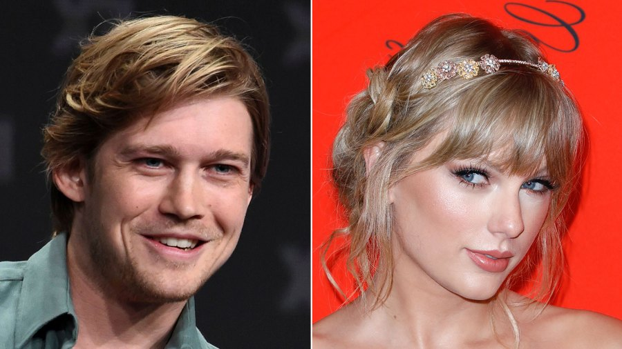 Joe Alwyn Has Been Taylor Swift Rock This Past Year