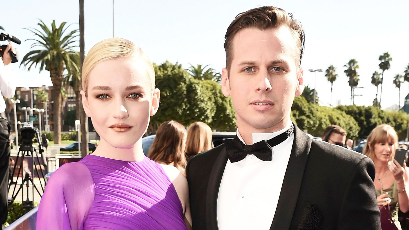 Julia Garner Married Mark Foster Wedding Dress Details