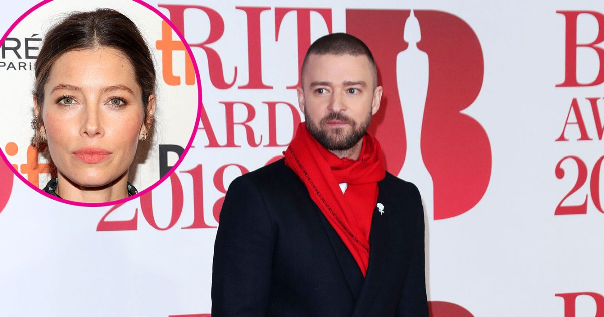 Justin Timberlake Wears Wedding Ring in 1st Sighting Since Apology