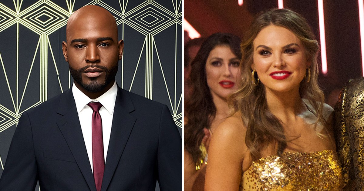 "Karamo Brown Says Hannah Brown Worked Her Butt Off to Win DWTS 0001 - كارامو براون يدعم فوز هانا براون ""DWTS"""
