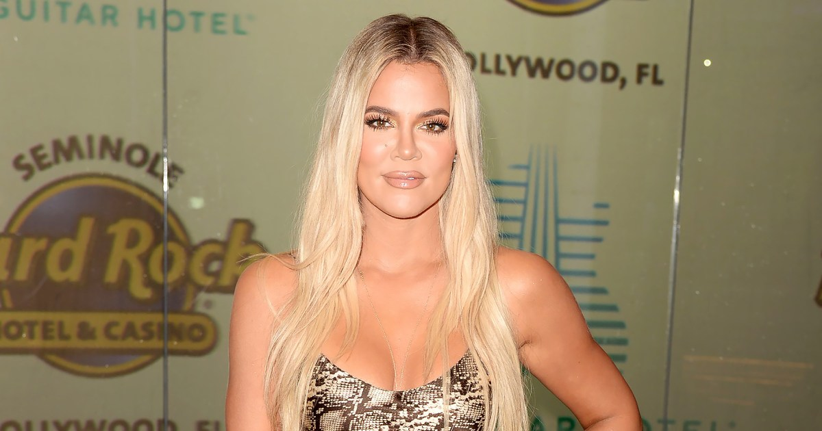 Khloe Kardashian Posts About Rebuilding 'Her Peace' and 'Happiness'