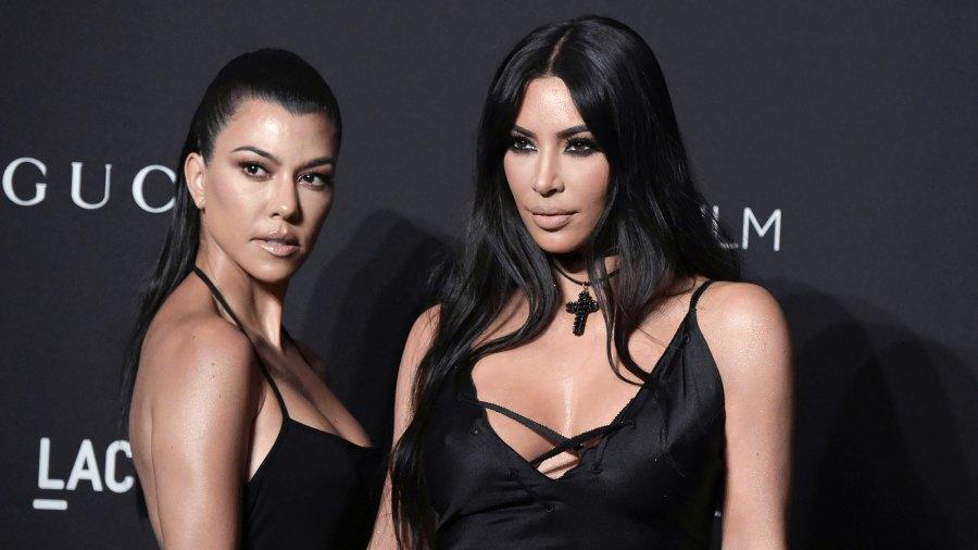 Kim Kardashian Tosses Plastic Water Bottles After Kourtney Was Criticized