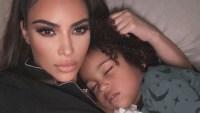 Kim Kardashian and More Family Members Celebrate Saint West's 4th Birthday