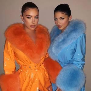 Kylie Jenner and BFF Stassie Instagram