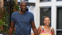 Lamar Odom and Fiancee Sabrina Parr Are Abstaining From Sex Until Marriage