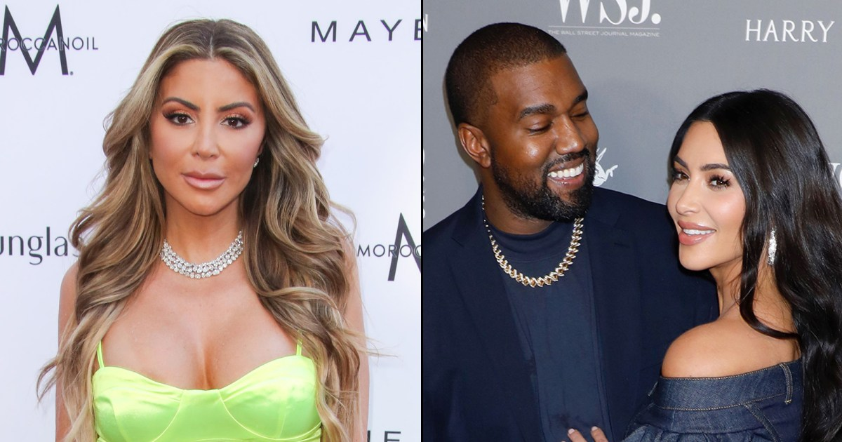 Larsa Pippen Reveals Why Kim Kardashian and Kanye West Marriage Works 01 - لارسا بيبين يعتقد أن كيم كارداشيان وكاني ويست هما من أفضل اللاعبين