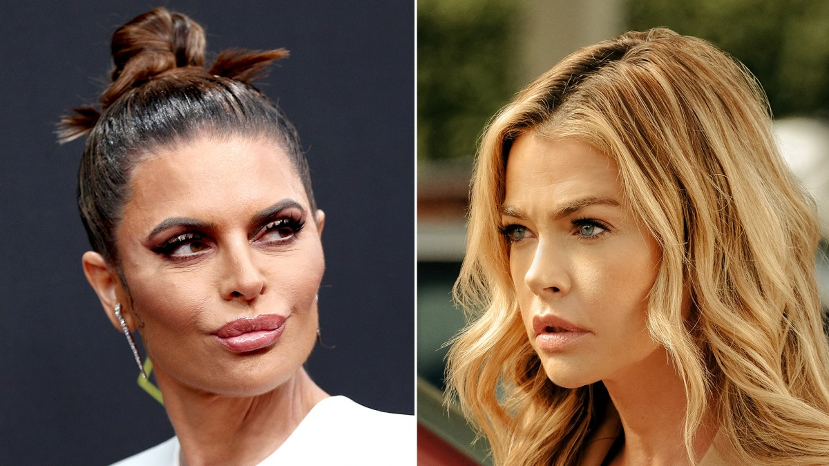 Lisa Rinna Calls Out Denise Richards for Missing 'Real Housewives of Beverly Hills' Filming After Health Scare