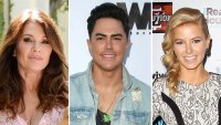 Lisa Vanderpump Tom Sandoval and Ariana Madix