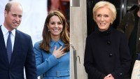 Prince William, Duchess Kate to Appear in Holiday Special With Mary Berry