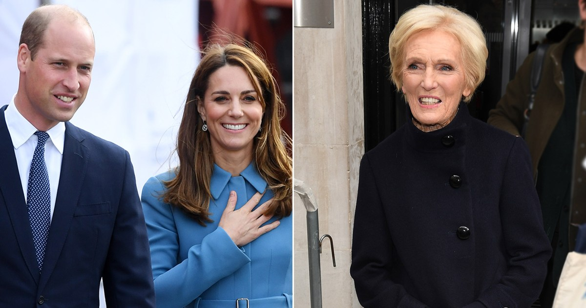 Prince William Duchess Kate to Appear in Holiday Special With Mary Berry - الأمير وليام ، دوقة كيت تظهر في ماري بيري عطلة خاصة
