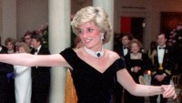 Princess Diana Dance With John Travolta Dress Auction