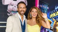 Ryan Reynolds and Blake Lively Pokemon Detective Pikachu