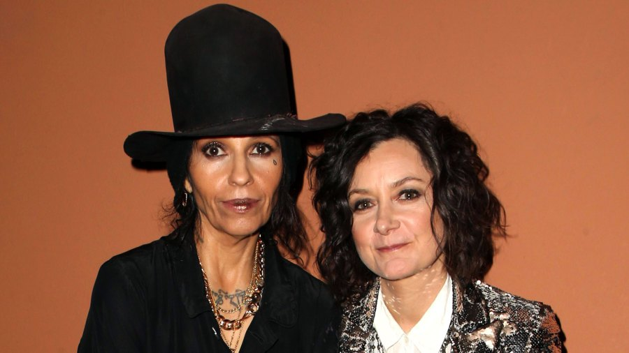 Sara Gilbert Spotted Without Wedding Ring After Split From Linda Perry