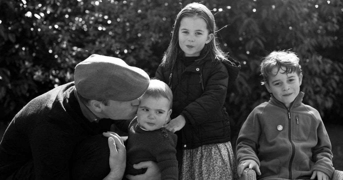 See New Photo of William and Kids Taken by Duchess Kate  - أخذت الدوقة كيت صورة لا تصدق للأمير وليام وأطفالهم