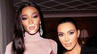 Winnie Harlow On Working With Kim Kardashian