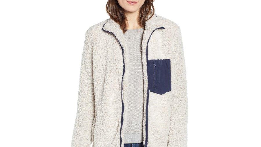 Thread & Supply Bleeker Fleece Jacket