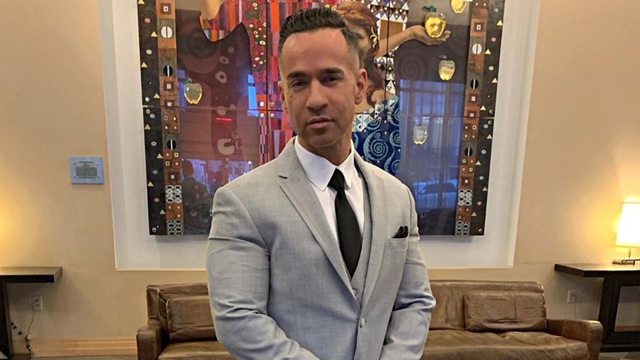 Mike 'The Situation' Sorrentino Defends His 'Successful' Recovery Journey