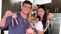 Big Brother Jackson Michie Holly Allen Move in Together LA