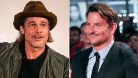 Brad Pitt Credits Bradley Cooper With Helping Him Get Sober