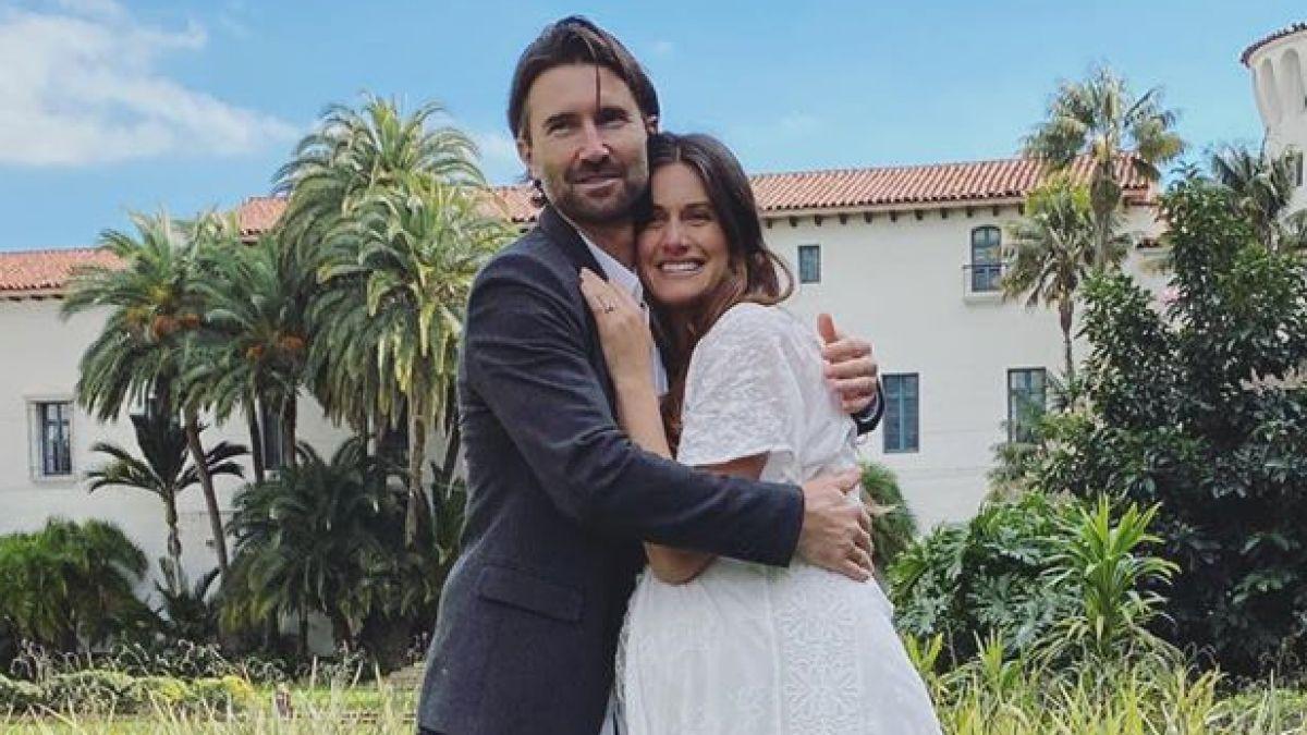Brandon Jenner Weds Pregnant Fiancee Cayley Stoker: 'My Beautiful Wife'