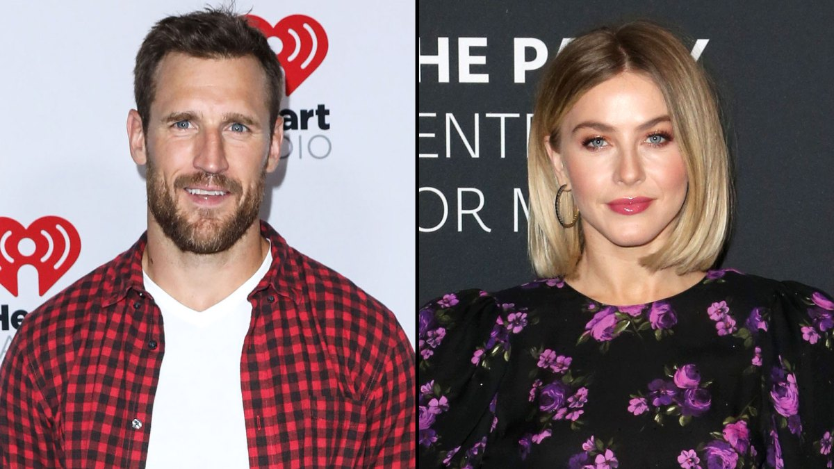 Brooks Laich Talks New Chapter After Julianne Hough
