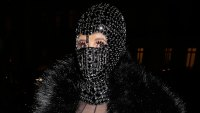 Cardi B Ski Mask Nearly Naked January 16, 2020