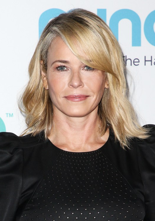Chelsea Handler Tapes Up Naked Body in Skims to Go for a ...