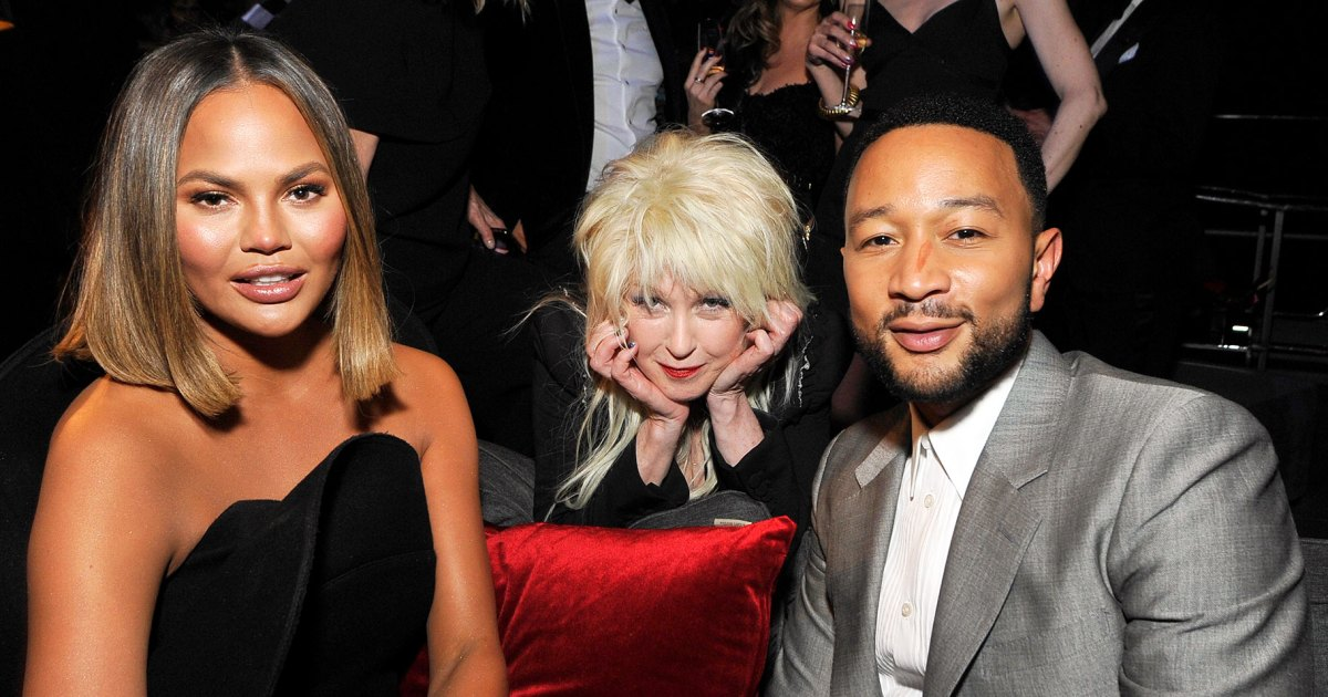 Inside the Grammys 2020 Afterparties With Chrissy Teigen, John Legend, Cyndi Lauper and More